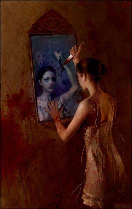 снять квартиру сила ведьмы затаченная в зеркало после смерти думаю